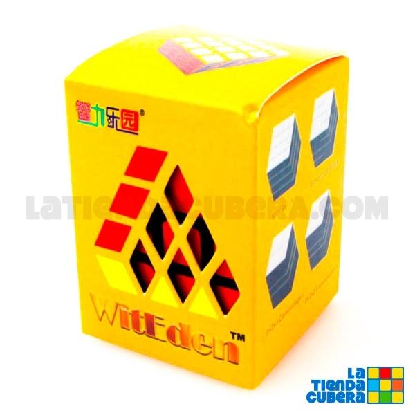WitEden 2x2x3 Base negra