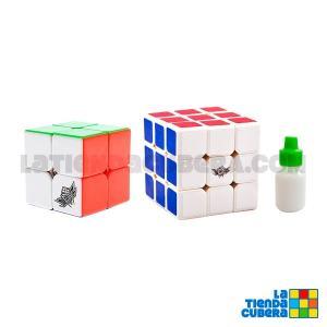Pack Cubero 7