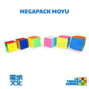 Mega Pack Moyu