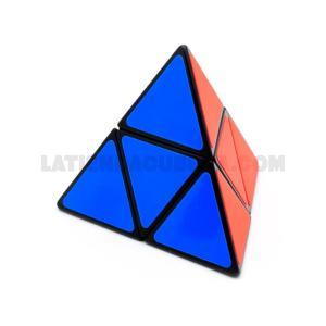 Shengshou Pyraminx 2x2 (Base negra)