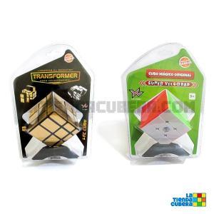 Pack Cubero 15