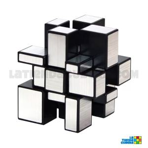 YuXin Mirror 3x3x3 Plateado