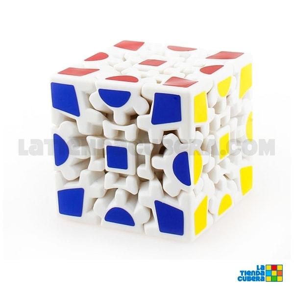 Gear 3x3x3 v1 (Base blanca)