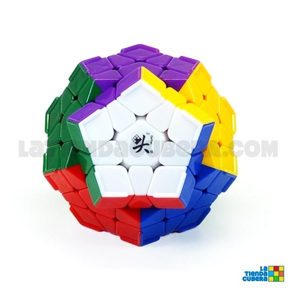 Dayan Megaminx Stickerless with Ridges