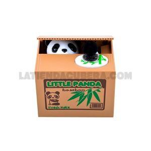 Itazura Stealing Coin Panda Bank