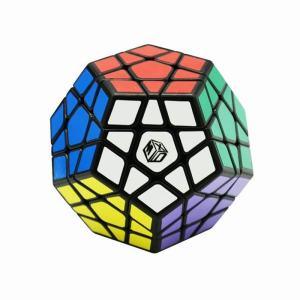 Cubo Mágico Megaminx Galaxy Concave (Base Negro)