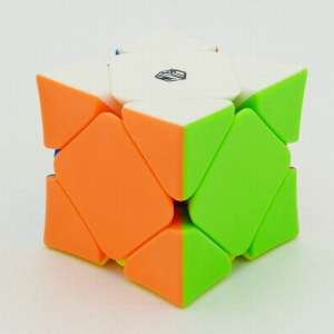 Qiyi XMD Wingy concave skewb Stickerless