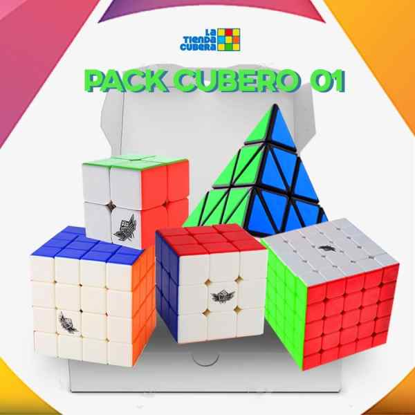 Pack Cubero Cyclone
