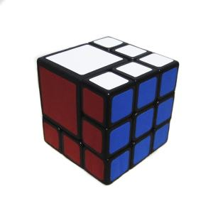 Fussed 3x3 cube
