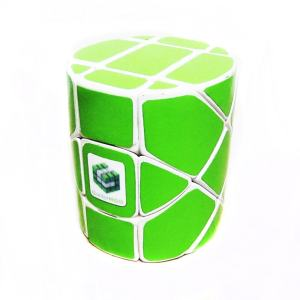 Fisher Barril Green cube