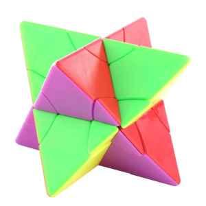 Lim Twin pyraminx transformers