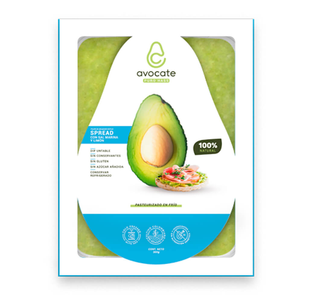Guacamole Spread Avocate