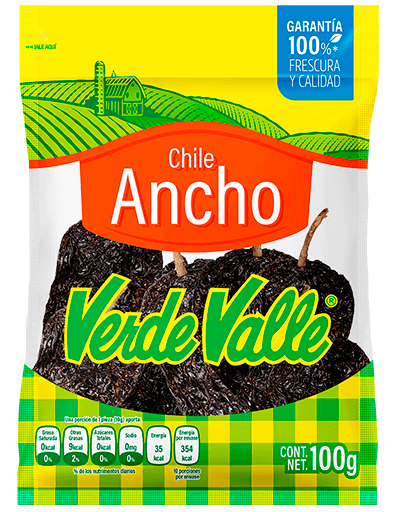 Chile Ancho Verde Valle