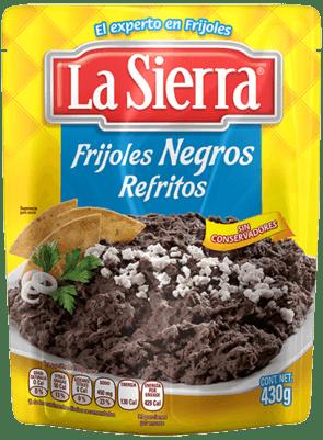 Frijoles Negros Refritos La Sierra