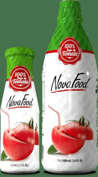 Jugo de Tomate NovaFood