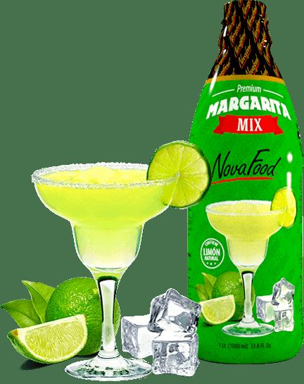 Margarita Mix - Bebida Mexicana NovaFood