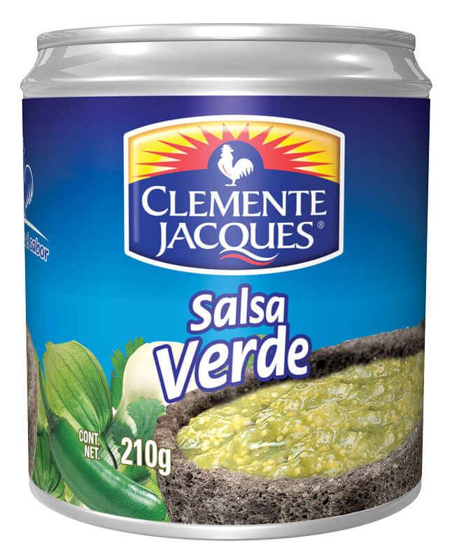 Salsa Taquera Verde Mexicana Clemente Jacques