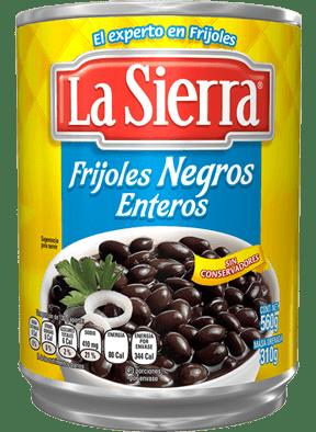Frijoles Negros Mexicanos La Sierra