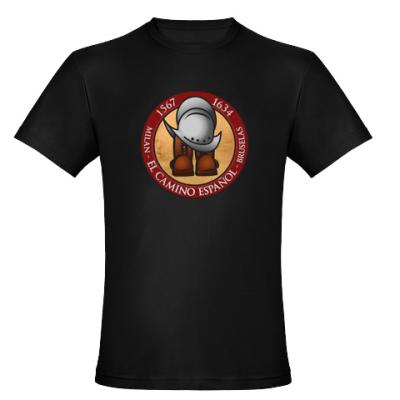 Camiseta Camino Español