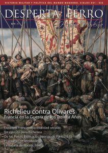 """""""Richelieu contra Olivares"""", Francia en la guerra de los treinta años"""