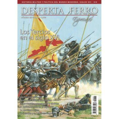 «Los Tercios en el siglo XVI», Especial Número 5