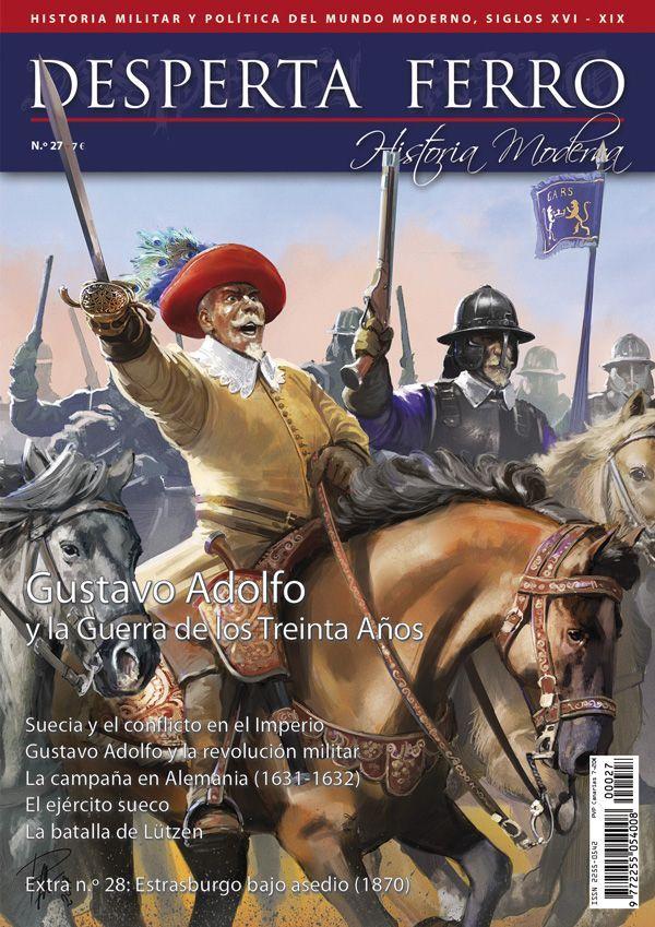 Gustavo Adolfo y la Guerra de los 30 años, Despertaferro