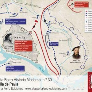La batalla de Pavía, Desperta Ferro