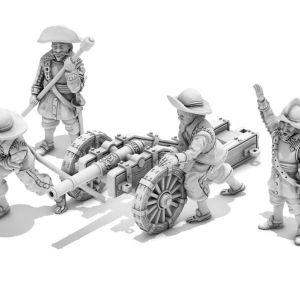 Pack Artillería Ligera