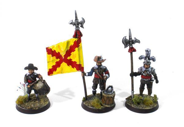 Grupo de mando del sargento  TE
