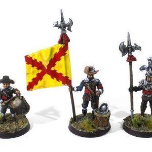 Grupo de mando del sargento