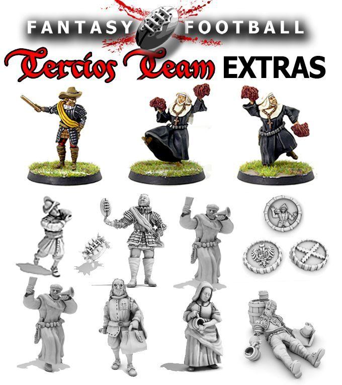 Fantasy Footbal Extras