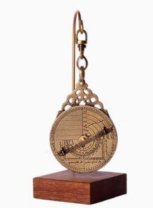 Mini Astrolabio Oriental