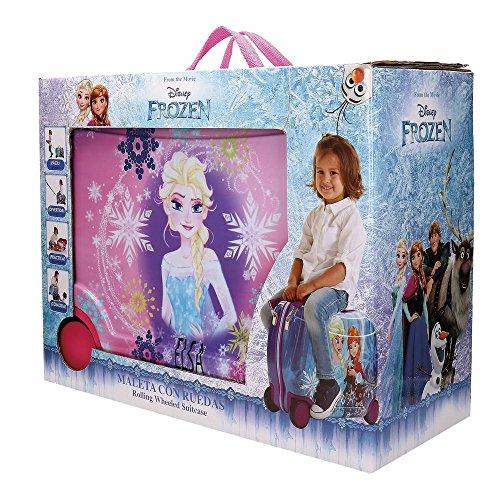 Maleta correpasillos Disney Frozen de Joumma Bags.