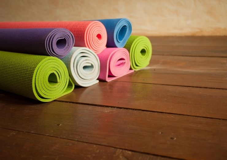Bienvenidos a la tienda de yoga