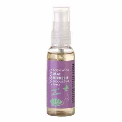 yyrds yoga mat refresh desodorante spray 50 ml latiendadeyoga