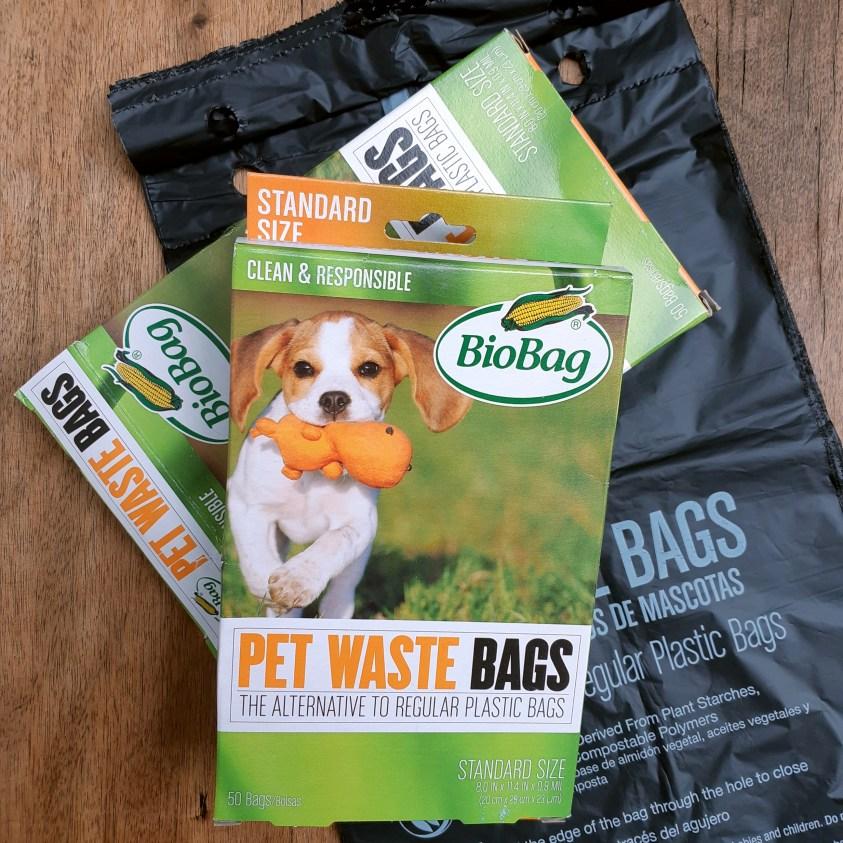 bolsas compostables para mascotas