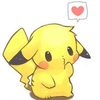 Imagenes De Pikachu Para Dibujar De Amor Imagenes De Pikachu