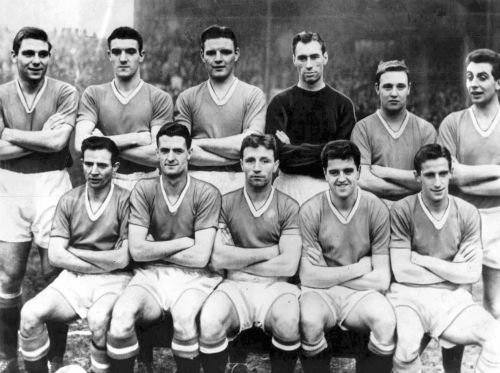 The Busby Babes (1/4)