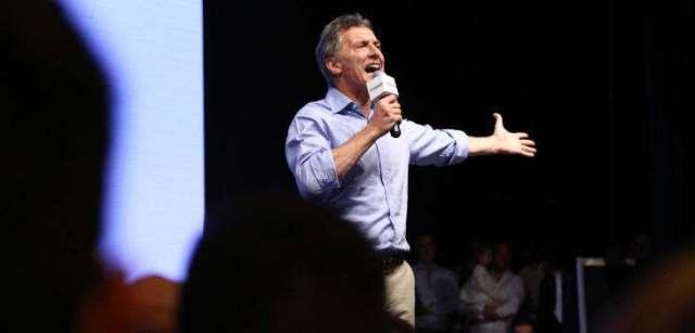 Argentiniens Präsident Mauricio Macri führt das Land zur freien Marktwirtschaft zurück