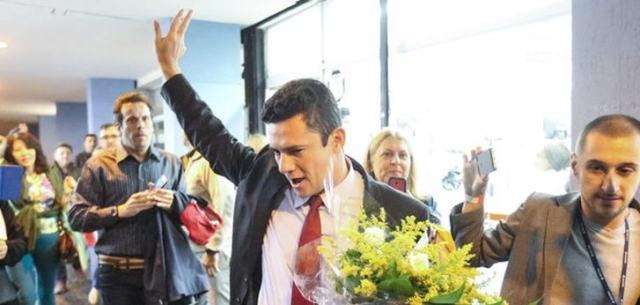 Richter Moro zählt zu den hundert einflussreichsten Personen Brasiliens