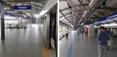Estação Monotrilho Vila Prudente