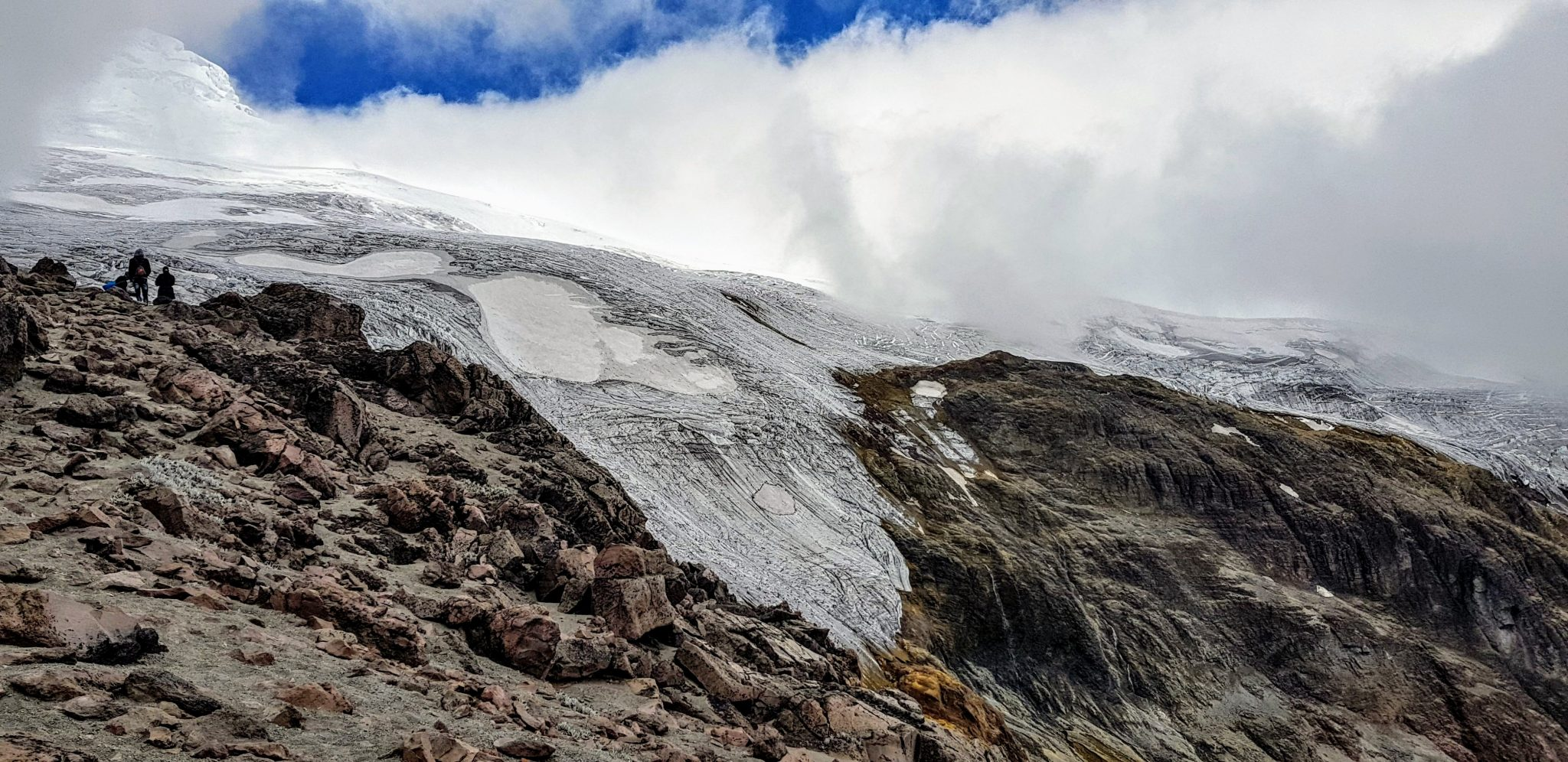 Cayambe Volcano Day Tour
