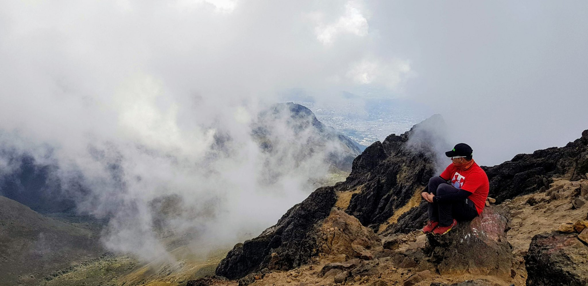 Quito Volcano Summit Hike