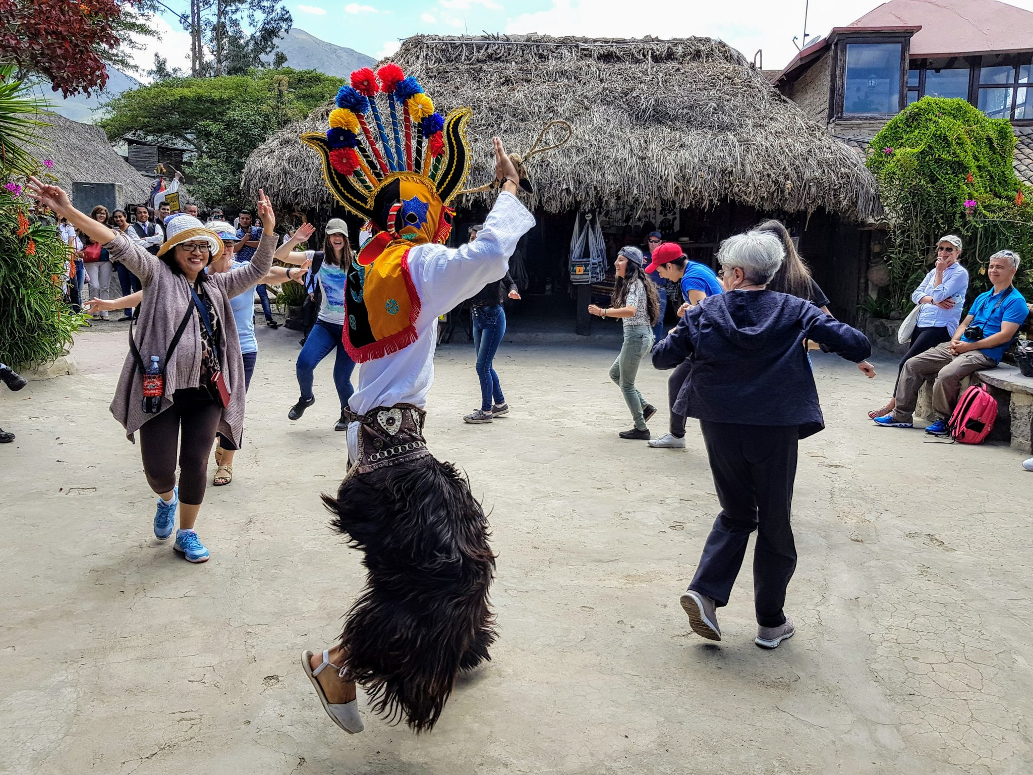 Quito Equator & Old Town Day Tour