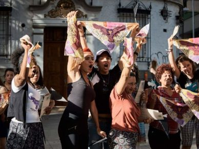 Estamos Listas Gendered Political Movement Medellin