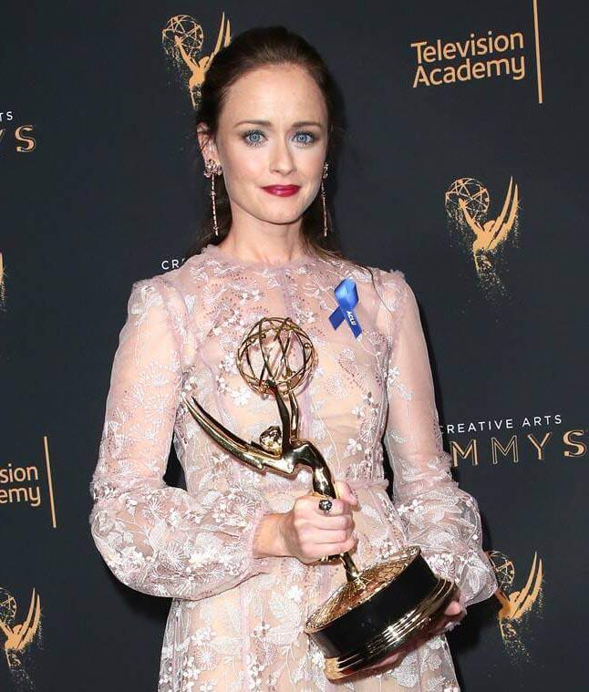 Alexis Bledel Emmy Award Winner