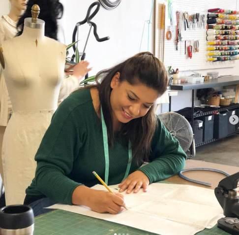 Monique Fashion Designer de Mexico City