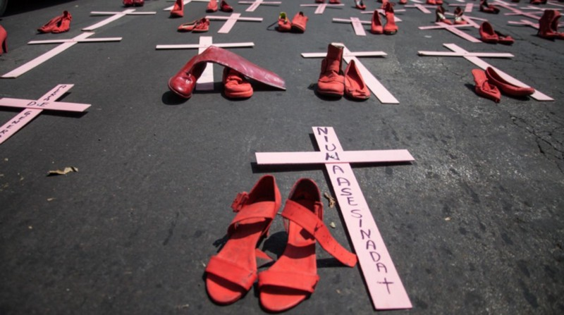 """""""Private"""" crimes of domestic violence, gender violence and femicide in Central America are upheld by government and legal structures that protect aggressors through impunity and intimidate women into silence or flight. For the women who attempt to leave and to report the crimes, the price is often death."""