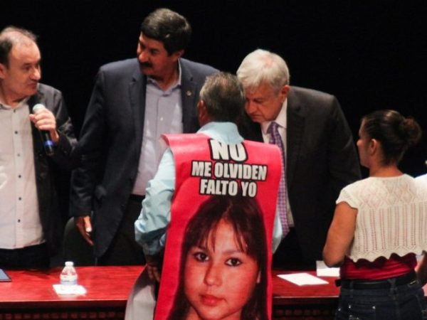 """I will Attend to the Problem of Violence in Mexico, Personally. Evil must be Fought with Good,"" Andres Manuel Lopez Obrador."