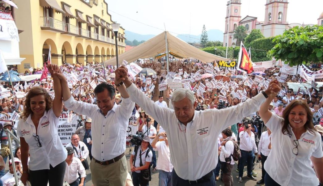 """""""Yes to Scholars, No to Hitmen,""""Andrés Manuel López Obrador Outlines Ambitious 6-Part Initiative focused on Mexican Youth Education & Work Life"""